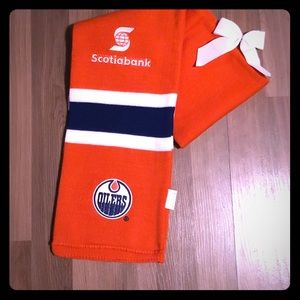 Accessories - 💗2for20$💗Oilers scarf
